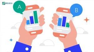 Ứng dụng AB tesing trên ứng dụng điện thoại