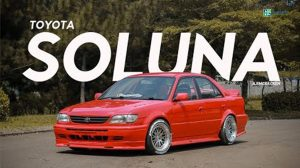 Sự ra đời thú vị của dòng xe Soluna -Toyota