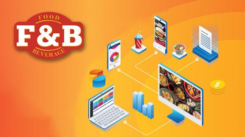 ô hình kinh doanh theo chuỗi của ngành F&B