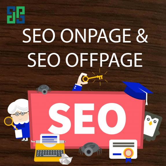 SEO Onpage Và SEO Offpage là hai phần qua trọng trong SEO