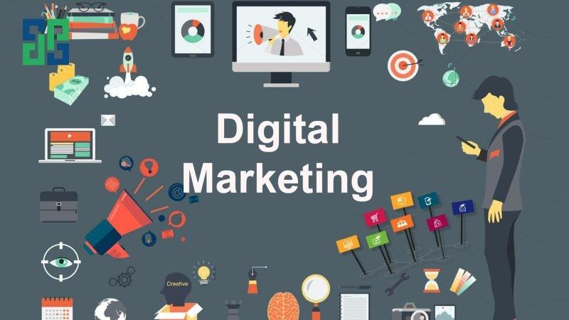 Các Kênh Digital Marketing Phổ Biến